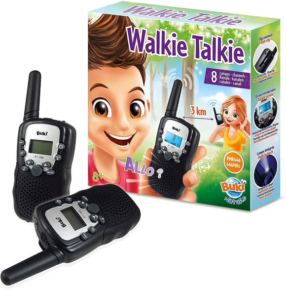 BUKI TW01 - Walkie Talkie - TOYBOX Toy Shop