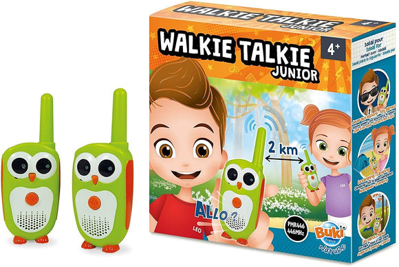 BUKI TW03 - Walkie Talkie Junior - TOYBOX Toy Shop