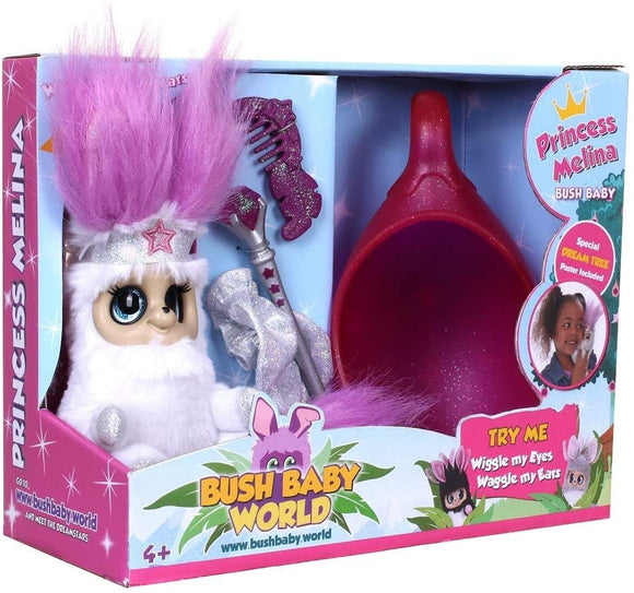 Bush Baby World Shimmies Princess Melina Soft Toy Soft Toys Bush Baby World
