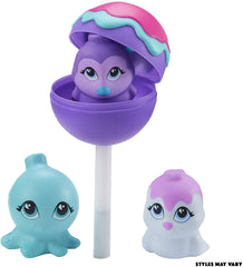 CakePop Cuties Series 1 Capsules - Squishy Toy Collectibles - TOYBOX Toy Shop