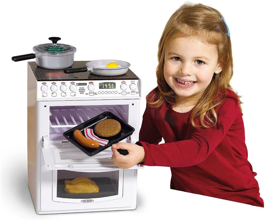 Casdon 477 White Toy Electronic Cooker - TOYBOX Toy Shop