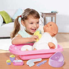 Casdon 711 Baby Huggles Bath & Potty Set - TOYBOX Cyprus