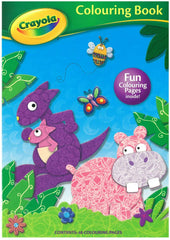 Crayola Colouring Book 48 pages - TOYBOX Toy Shop