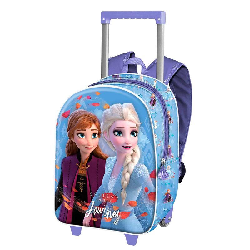 Disney Frozen 2 Journey 3D trolley 34cm - TOYBOX Toy Shop