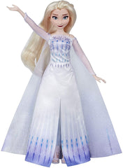 Disney Frozen Musical Adventure Elsa Singing Doll - TOYBOX Cyprus