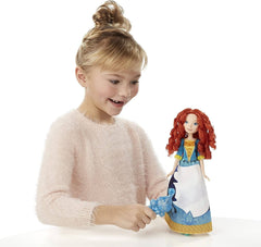 Disney Princess Merida's Magical Story Skirt Figure Doll - TOYBOX Toy Shop