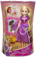 Disney Princess Water Reveal Canvas Rapunzel's Doll - TOYBOX Toy Shop