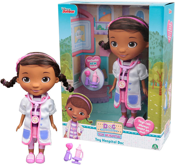 Doc McStuffins Toy Hospital Doc Doll - TOYBOX Toy Shop