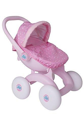 Dream Creations 1423601 4-in-1 My First Pram - Pink - 'X DISPLAY' Baby Toys Dream Creations