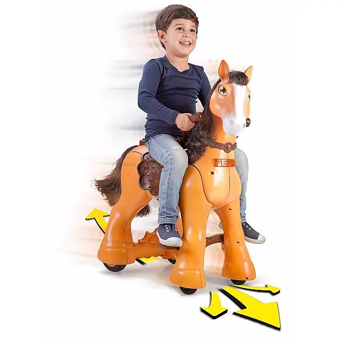 Feber My Wild Horse 12V Battery Ride-On - TOYBOX Toy Shop