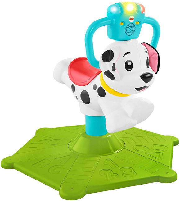 Fisher-Price Bounce and Spin Puppy - TOYBOX Cyprus
