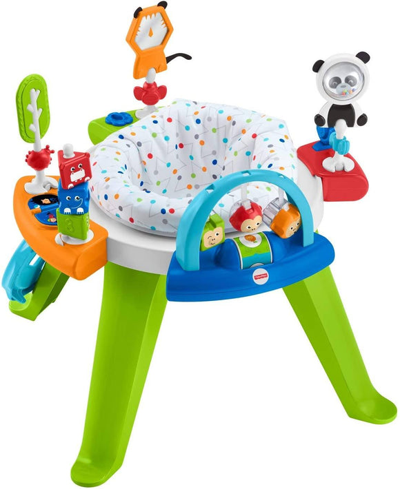 Fisher-Price GGC60 3-in-1 Spin and Sort Activity Centre - TOYBOX Cyprus