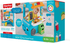 Fisher-Price Laugh and Learn Servin Up Fun Food Truck - TOYBOX Toy Shop