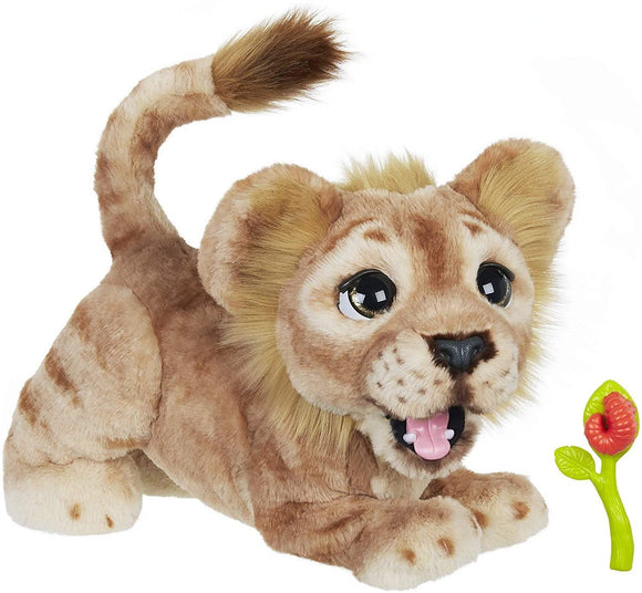 FurReal Lion King Mighty Roar Simba - TOYBOX Cyprus