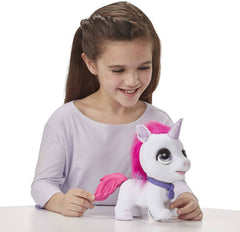 Furreal Walkalots Lil' Wags Trend Pet Unicorn - TOYBOX Toy Shop