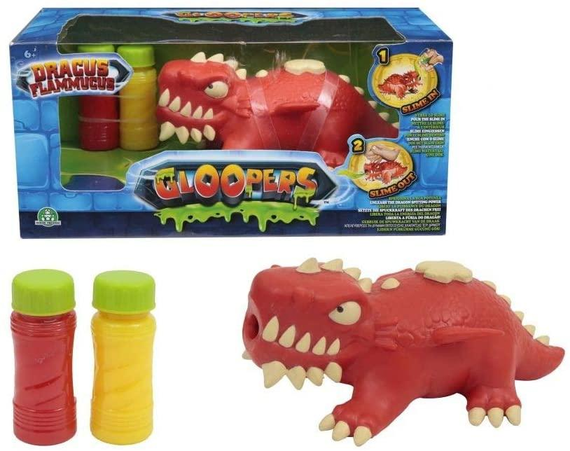 Gloopers GLR03000 Dracus Dragon Playset Action Toy Giochi Preziosi