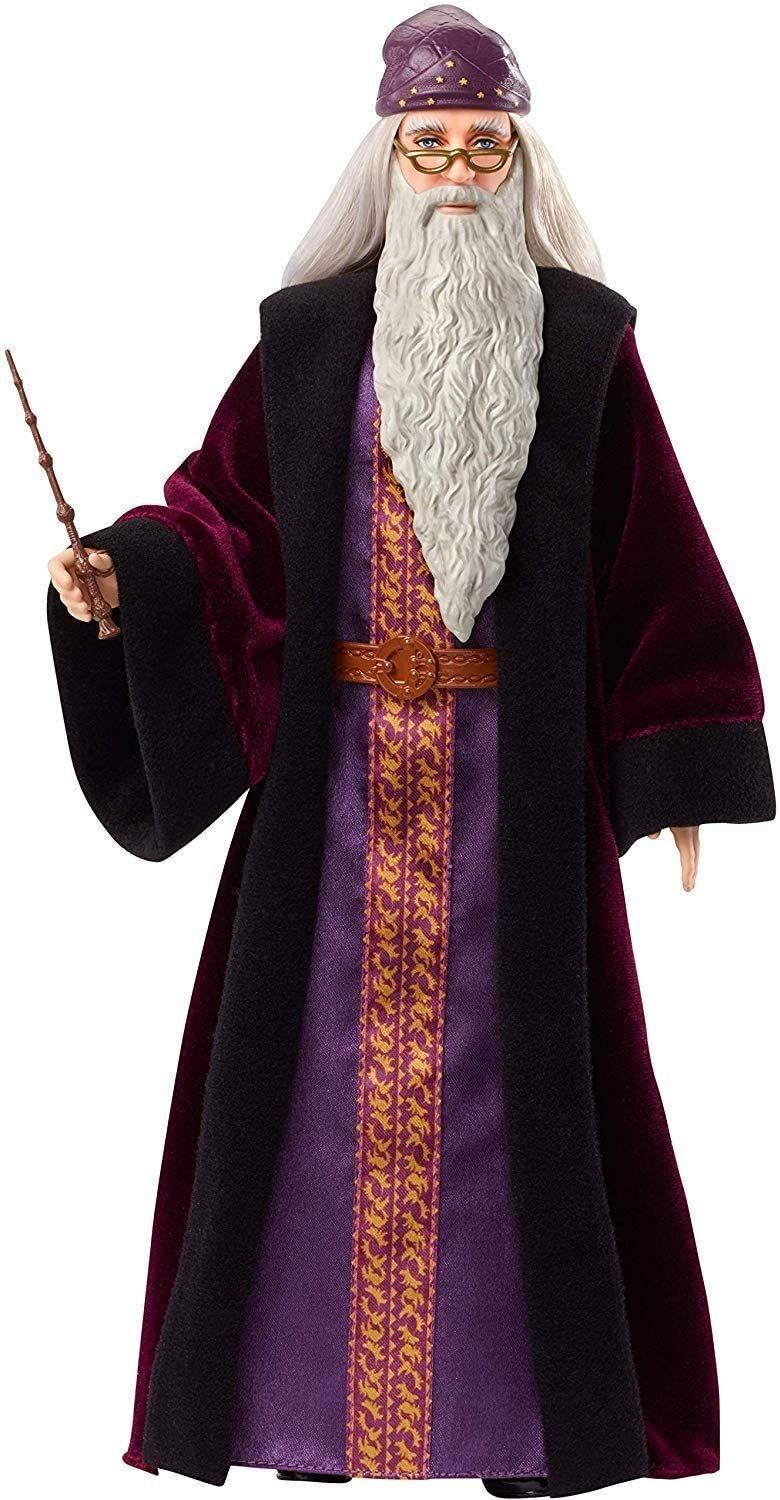 Harry Potter FYM54 Albus Dumbledore Chamber Of Secrets 10 inch Doll - TOYBOX Cyprus