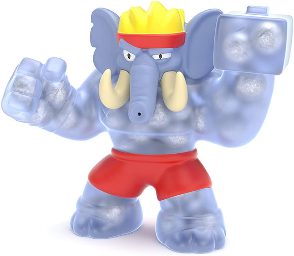 Heroes of Goo Jit Zu 41044 GIGATUSK The Elephant Hero Squishy Action Figure - TOYBOX Cyprus