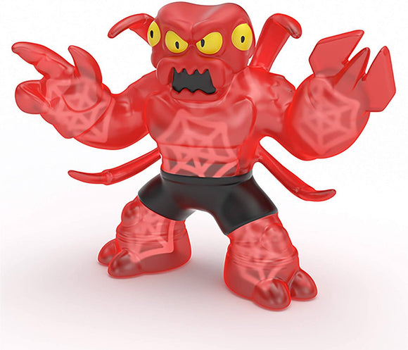 Heroes of Goo Jit Zu 41045 REDBACK THE SPIDER The Dragon Hero Squishy Action Figure - TOYBOX Cyprus