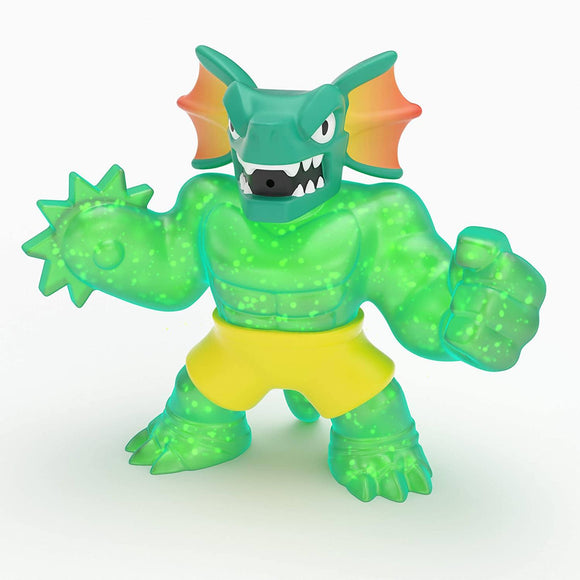 Heroes of Goo Jit Zu 41047 REPTAUR The Lizard Hero Squishy Action Figure - TOYBOX Cyprus