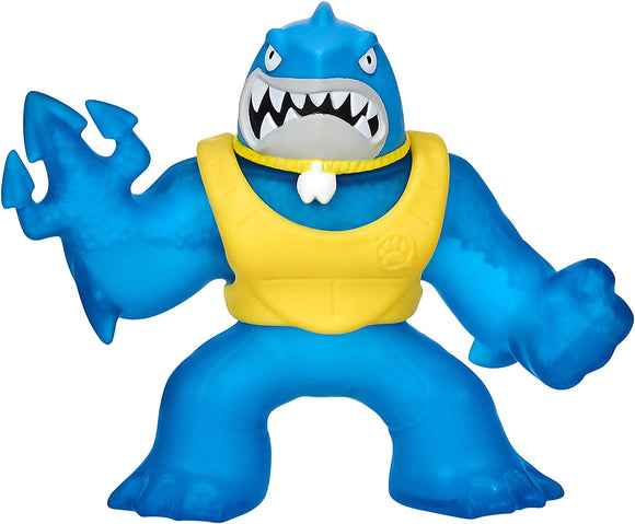 Heroes of Goo Zit Zu 41041 THRASH Hero Squishy Action Figure - TOYBOX Cyprus