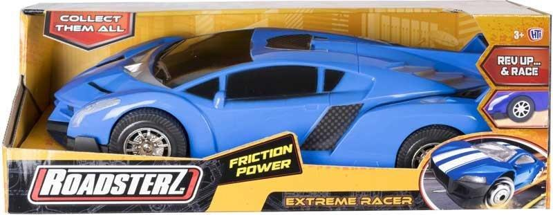 HTI Roadsterz Friction-Powered Extreme Racers Toy Cars - TOYBOX Toy Shop