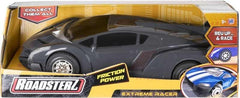 HTI Roadsterz Friction-Powered Extreme Racers Toy Cars Cars HTI Toys Grey