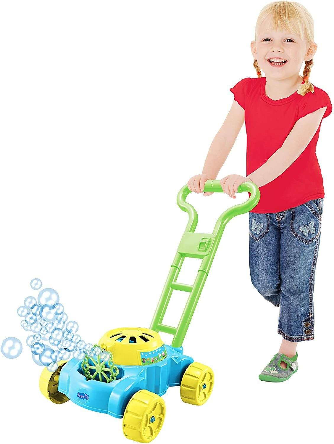 HTI Toys Peppa Pig Bubble Mower Playset - TOYBOX Cyprus