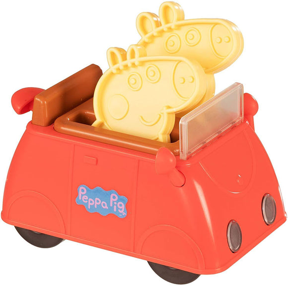 HTI Toys Peppa Pig Car Toaster - TOYBOX Toy Shop