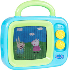 HTI Toys Peppa Pig TV Playset ToyBox