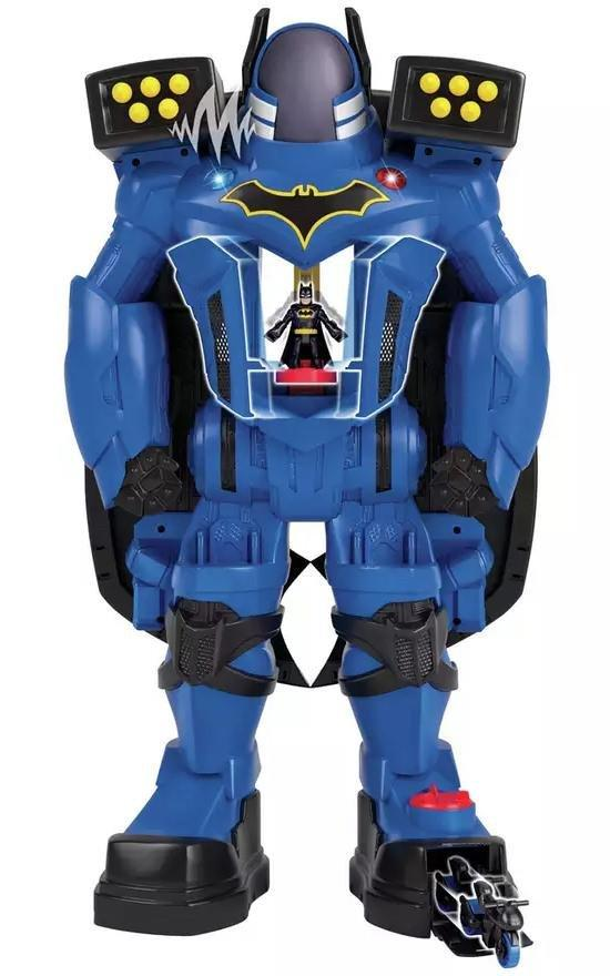 Imaginext DC Super Friends Batbot Xtreme Action Toy Imaginext