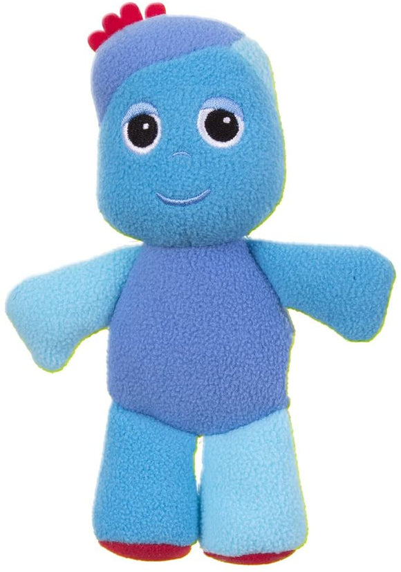 In The Night Garden 1640 Iggle Piggle Plush Baby Toy - TOYBOX Cyprus