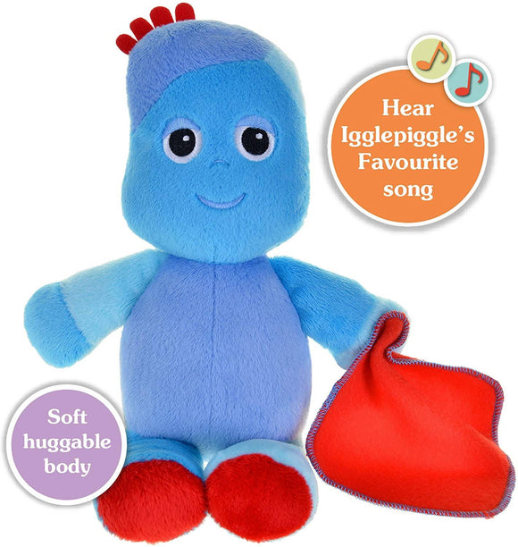 In The Night Garden 1664 Snuggly Singing Igglepiggle - TOYBOX Cyprus