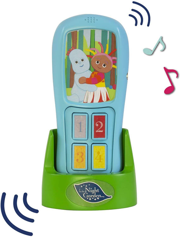 IN THE NIGHT GARDEN 1687 with Over 40 Iconic Phrases - TOYBOX Cyprus