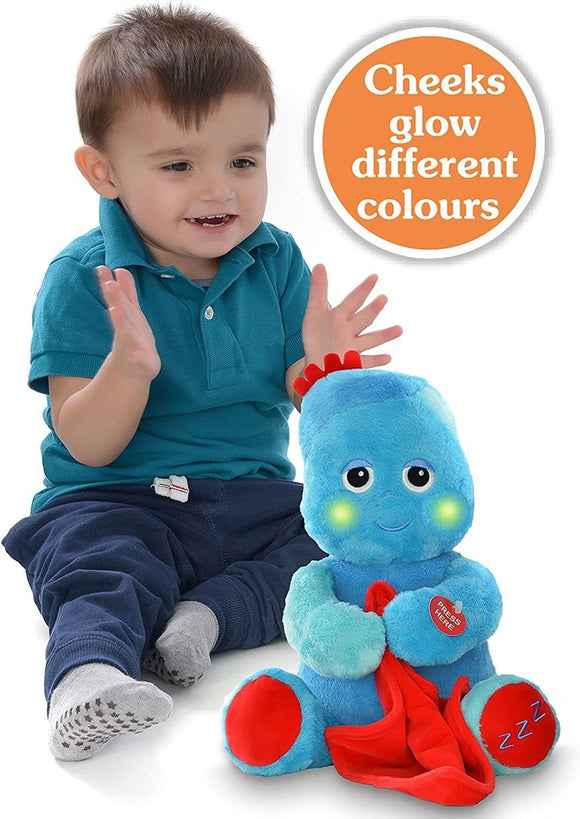 In the Night Garden Kids Iggle Piggle Sleep Aid Toy - TOYBOX Cyprus