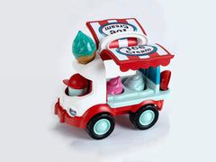 Klein 2367 Beach Picnic Ice Cream Truck - TOYBOX Toy Shop