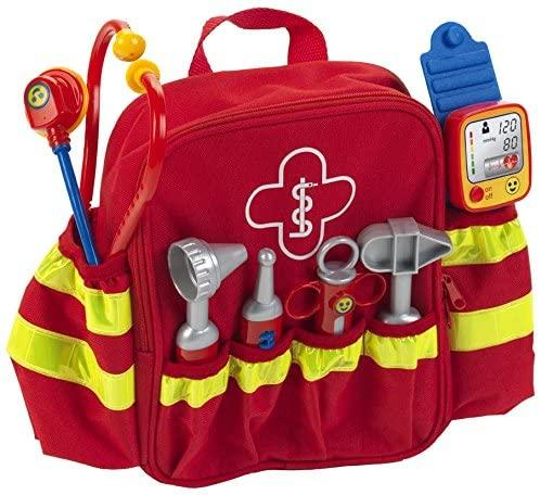 Klein 4314 Team Max & Dr. Kim Rescue Backpack - TOYBOX Cyprus