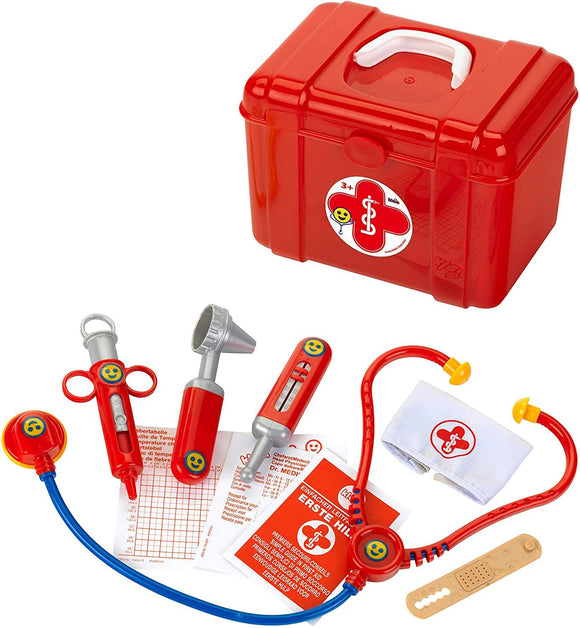 Klein 4431 Doctor Play Case with Accessories - TOYBOX Cyprus