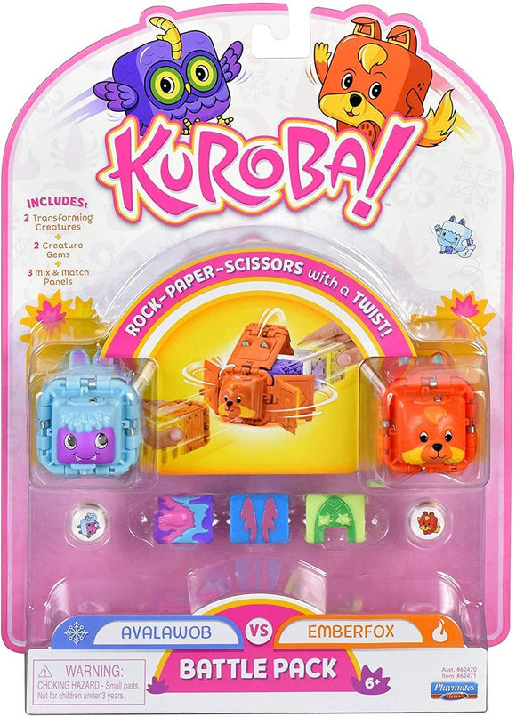 Kuroba Game Battle Pack (Styles at Random) - TOYBOX Toy Shop