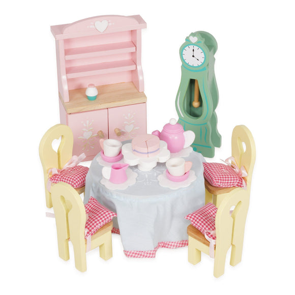 Le Toy Van Daisylane Drawing Room Furniture Playset Dollhouse Le Toy Van