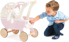 Le Toy Van Sweet Dreams Doll Pram - TOYBOX Cyprus