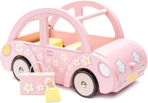 Le Toy Van - Wooden Daisylane Sophie's Car Cars Le Toy Van