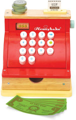 Le Toy Van - Wooden Honeybake Cash Register - TOYBOX Cyprus
