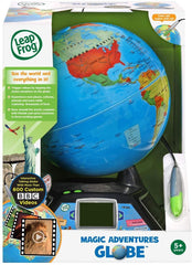Leap Frog Magic Adventures Globe - TOYBOX Toy Shop