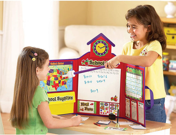 Learning Resources 2642 Pretend & Play School Set - TOYBOX Cyprus