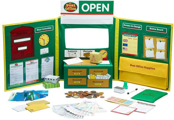 Learning Resources 2666 Pretend & Play Post Office Set - TOYBOX Cyprus