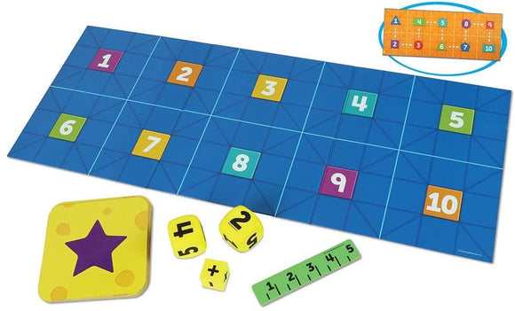 Learning Resources 2861 Code & Go Robot Mouse Math Pack - TOYBOX Cyprus