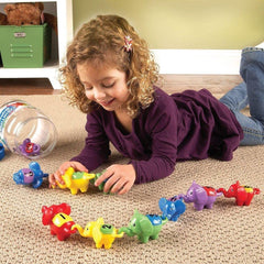 Learning Resources 6710 Snap 'n' Learn Elephants - TOYBOX Cyprus