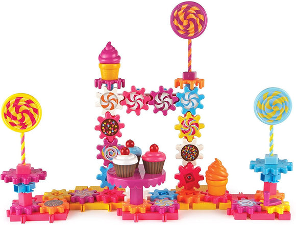 Learning Resources 9215 Gears! Gears! Gears! Sweet Shop Building Set - TOYBOX Cyprus