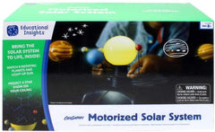 Learning Resources ESP5287- Geosafari Motorised Solar System - TOYBOX Toy Shop